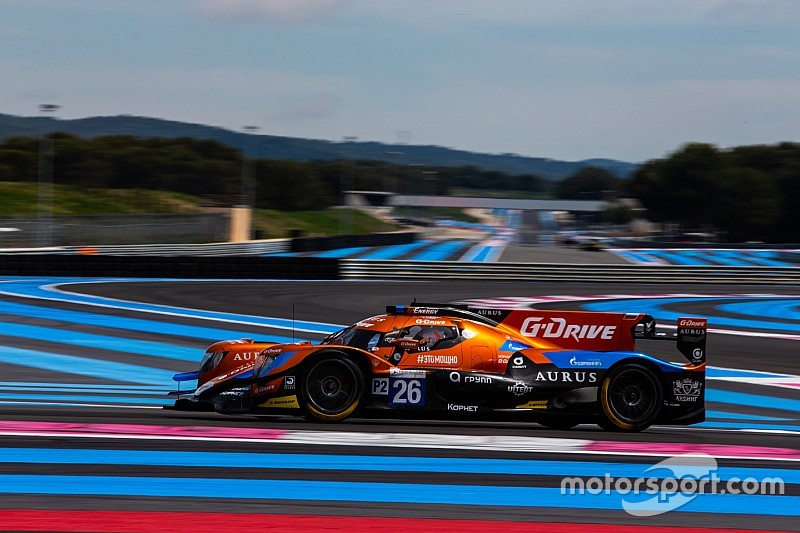 Nato svetta all'ultimo secondo e regala la pole al G-Drive Racing al Paul Ricard