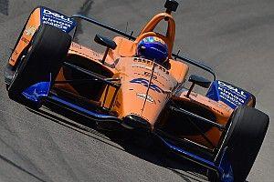 Alonso wrócił na owal