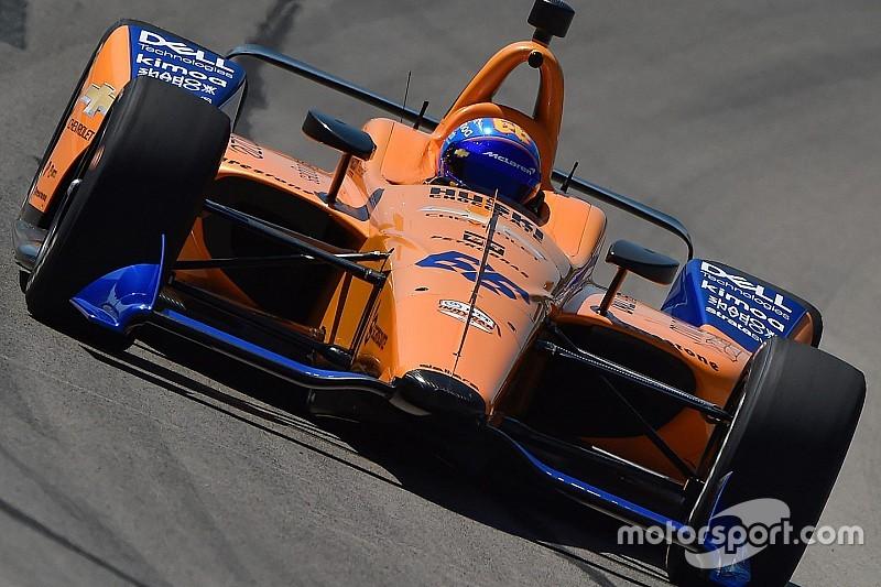 Com Alonso, Indy confirma 28 pilotos em teste em Indianápolis na próxima quarta