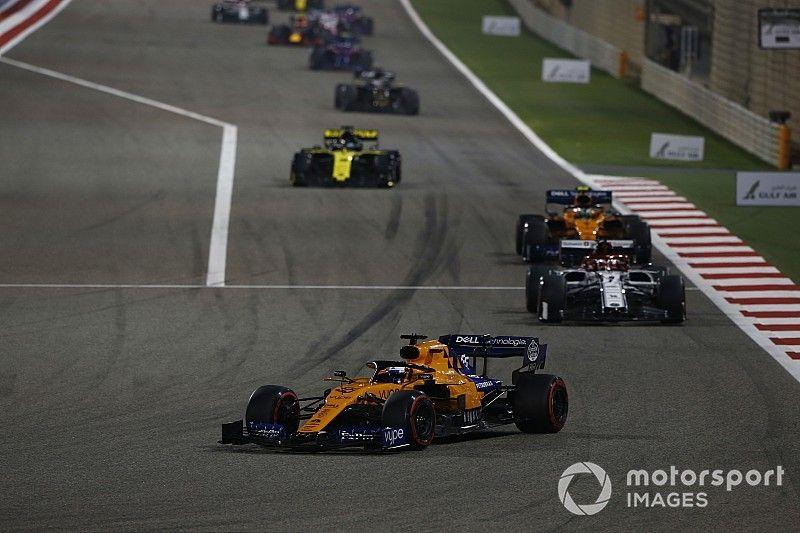 Norris dice que el McLaren va mejor de lo esperado
