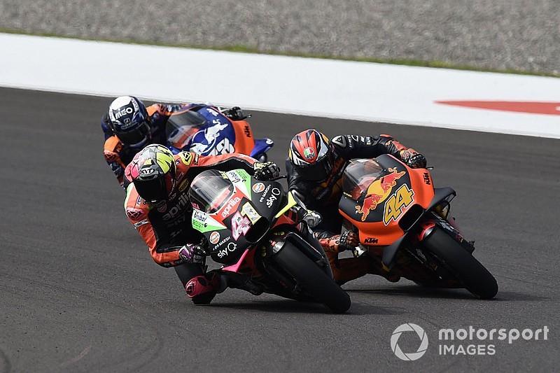Lutte fratricide perdue pour Pol Espargaró, mais un top 10 pour KTM