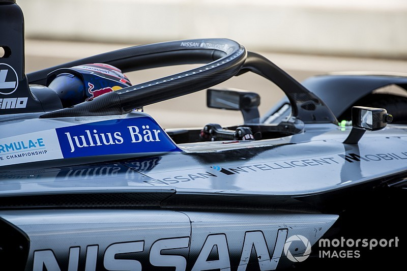 Diaporama : les Suisses lors des essais collectifs de Formule E à Ville de Mexico