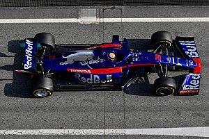 Элбон превзошел ожидания Toro Rosso