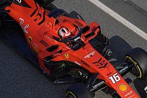 """Ferrari: anche Leclerc, a un decimo da Vettel, """"nasconde"""" il potenziale della SF90"""