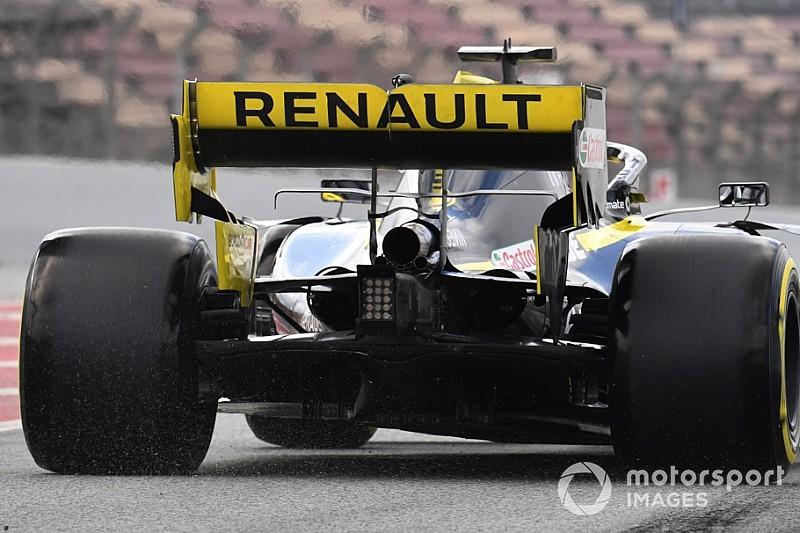 Paura per Ricciardo: sulla Renault R.S.19 si è staccato il flap mobile in piena velocità!