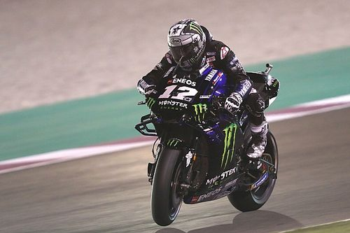 Viñales pakt pole-position in Grand Prix van Qatar