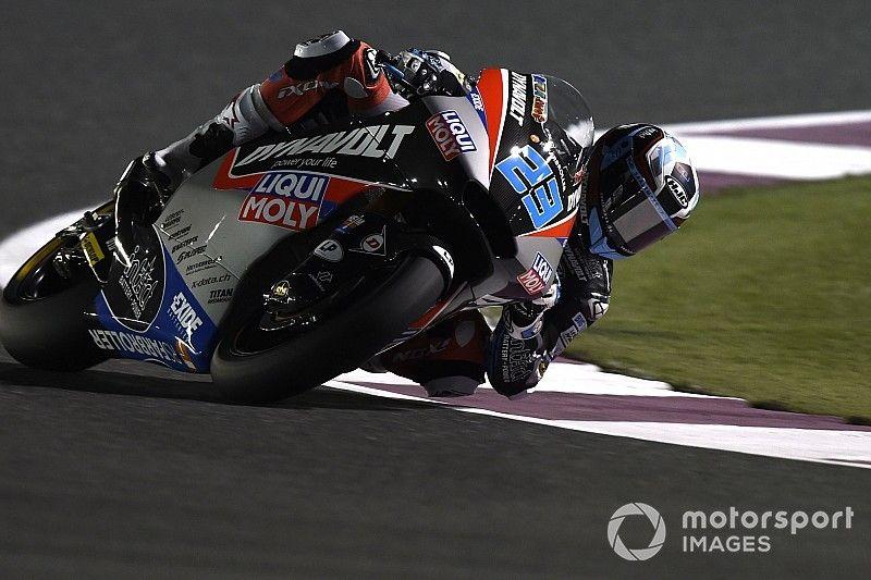 Moto2 Losail: Schrötter ongenaakbaar in kwalificatie, P18 Bendsneyder