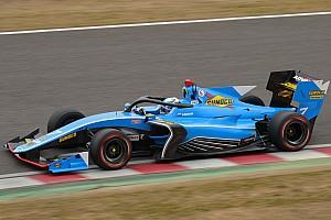 Маркелов стал 11-м в дебютной гонке Суперформулы, полной сходов