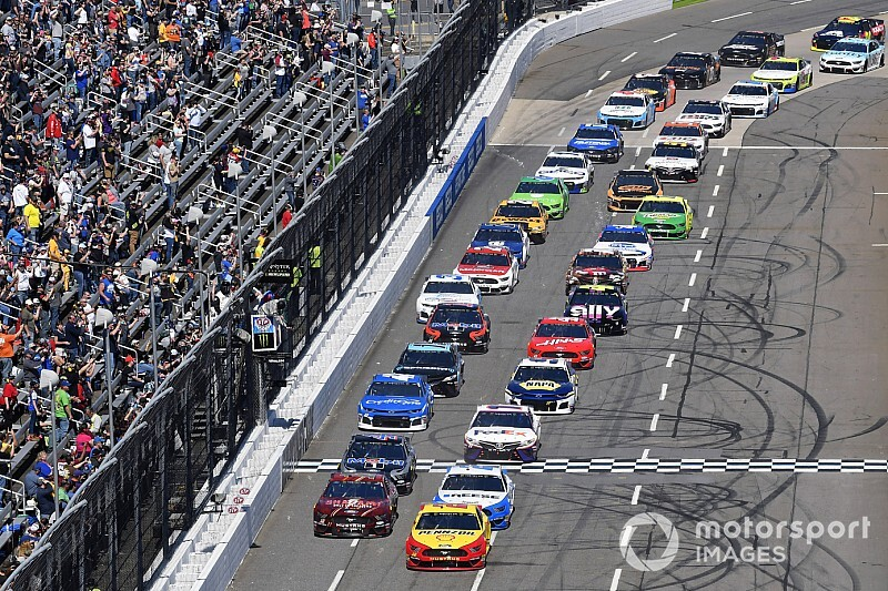 Restart of NASCAR season at Martinsville appears in doubt