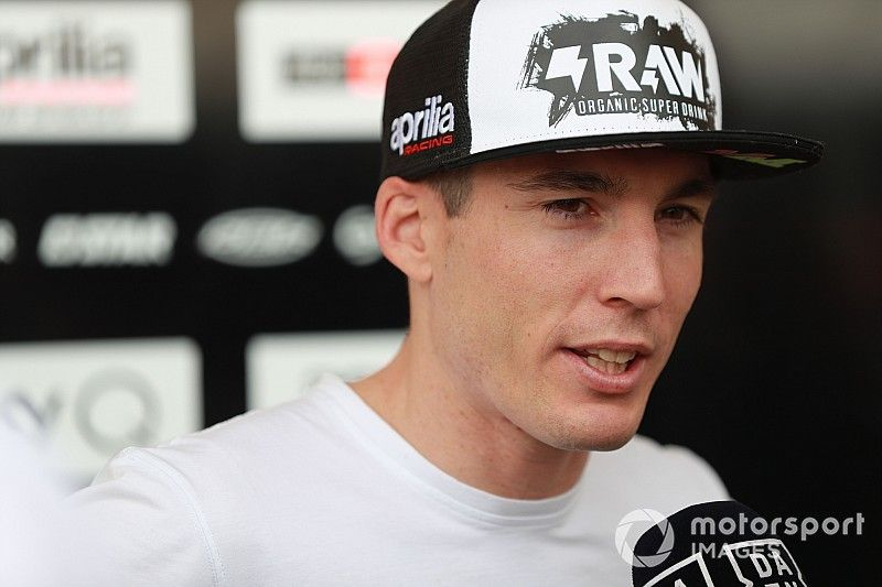 Espargaro: I'm riding well enough for podiums