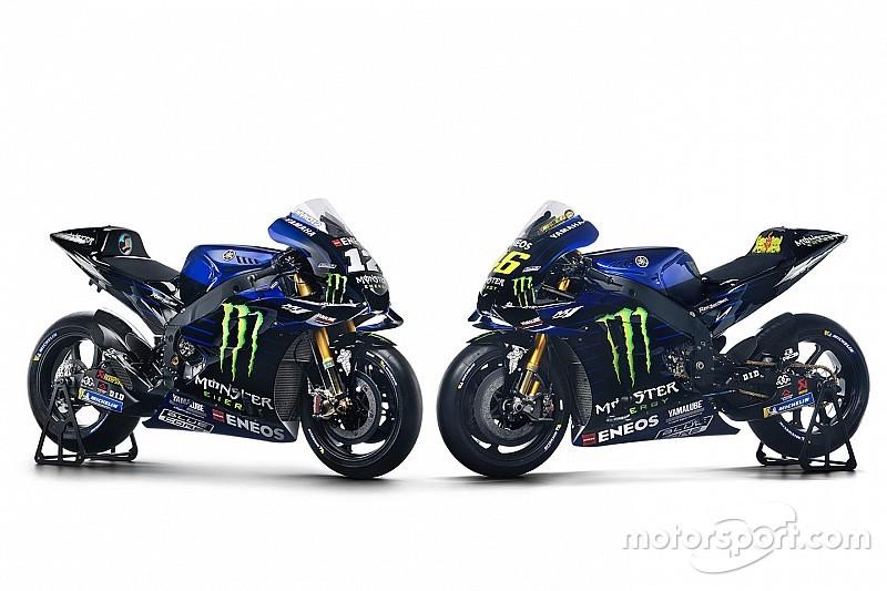 Yamaha Yzr M1 Ecco La Scheda Tecnica Della Motogp 2019 Di Valentino