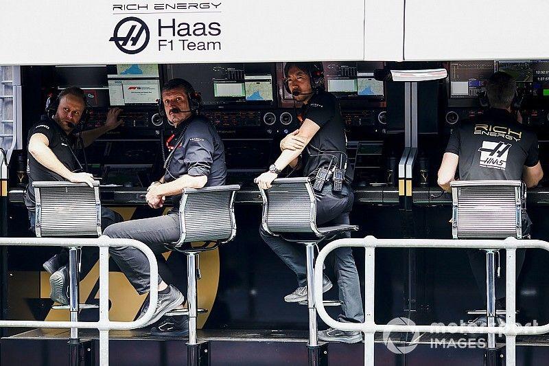 Haas pide claridad en el reglamento de 2021 para poner manos a la obra