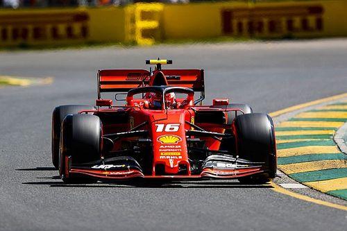 """Leclerc, tranquilo: """"Sabemos qué hacer para mejorar"""""""