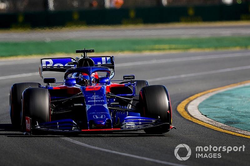 Kvyat hors de la Q3 : la faute à Vettel ?