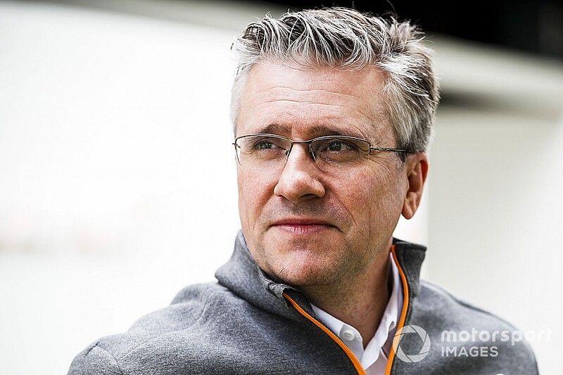El director de ingeniería de McLaren, Pat Fry, deja el equipo