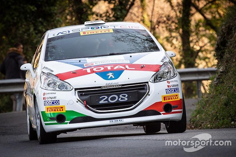 Peugeot: Ciuffi e Gonella al Rallye Sanremo per difendere il primo posto in classifica