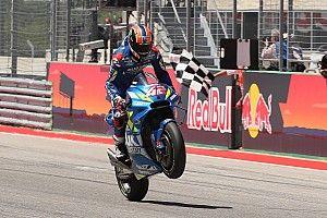 Fotogallery MotoGP: Alex Rins riporta alla vittoria la Suzuki ad Austin