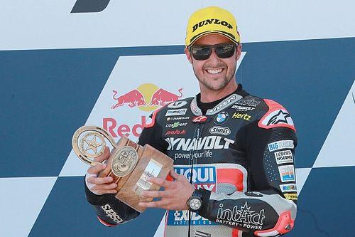 """Lüthi : Le MotoGP, """"une bonne école"""" avant de revenir en Moto2"""