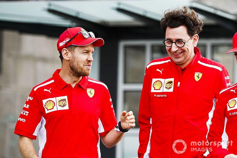 Феттель против Бинотто: ждет ли Ferrari война?