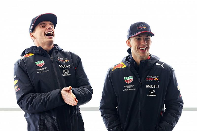 """Gasly: """"Képes vagyok olyan gyors lenni, mint Verstappen"""""""
