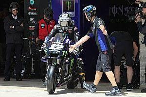 """Viñales: """"La Yamaha ha dado un paso hacia adelante; ahora me toca darlo a mí"""""""