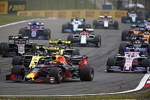 Lehto krytykuje plan Formuły 1