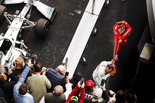 Costruttori: Mercedes da record nell'era ibrida, ma la Ferrari è in netta flessione