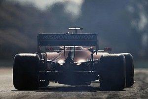 A Ferrarinál és a Haasnál is gond volt a kipufogóval csütörtökön