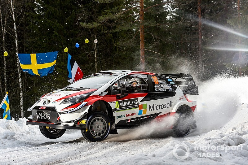 WRC: il Rally di Svezia si farà, ma con un percorso diverso!