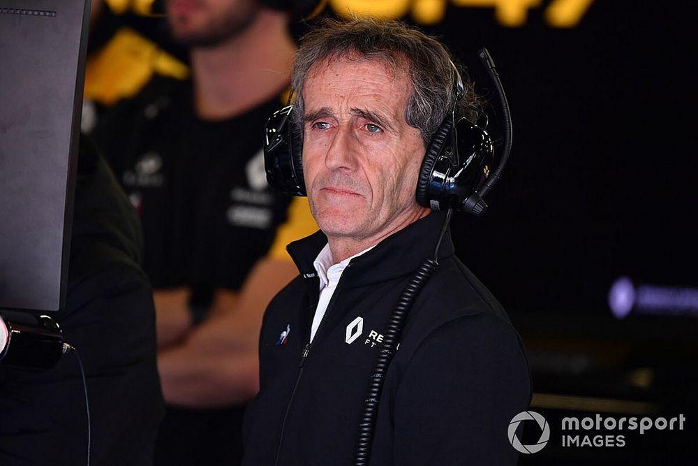 """Prost hekelt kopiëren Racing Point: """"Waar gaat het heen met F1?"""""""