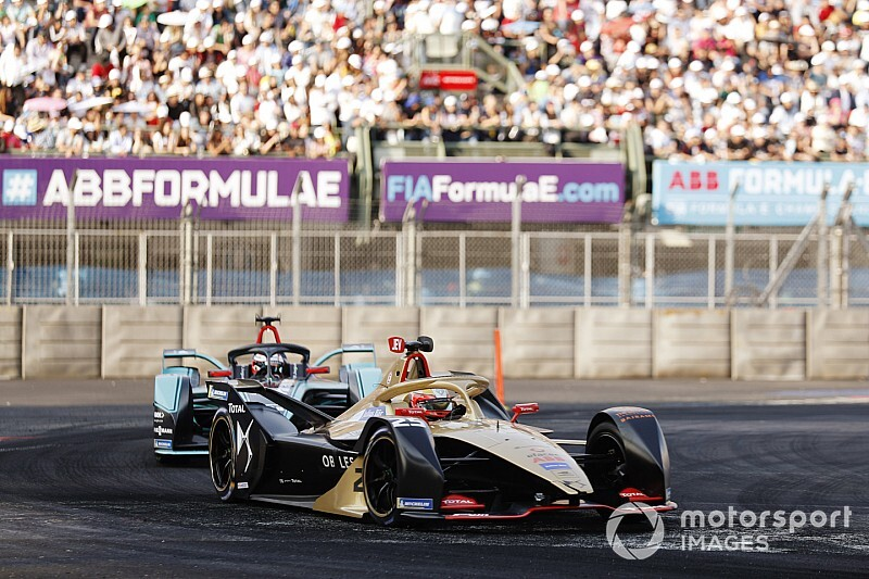 "Di Grassi: DS Techeetah, Jaguar ""on another planet"""