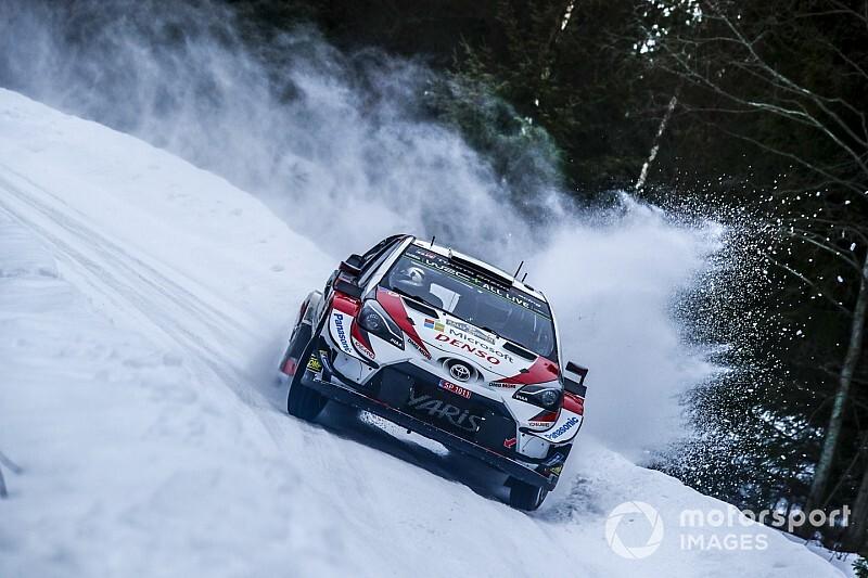 """""""雪不足""""に苦しむWRCラリー・スウェーデン、8ステージ短縮で開催へ"""