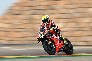 Aragon WSBK: Bautista maintains dominance in Friday practices