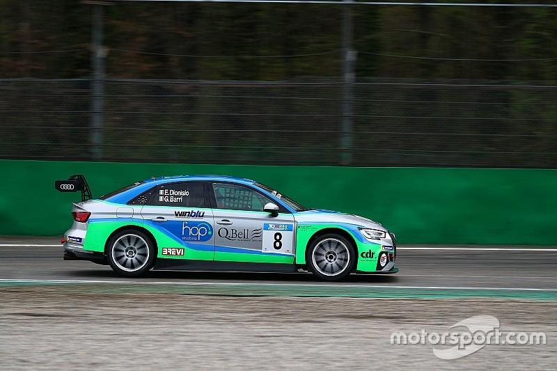Vallelunga, nelle Prove Libere svettano Dionisio-Barri con l'Audi
