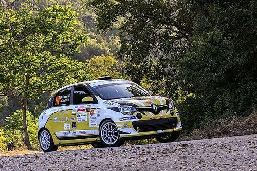 Al 40° Rally Appennino Reggiano riparte il Trofeo Twingo R1