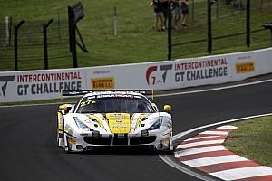 A Bathurst la Ferrari si presenta con Slade, Gomes e Serra