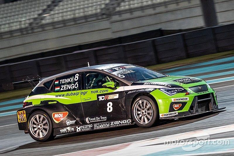 La Zengő Motorsport iscrive al TCR Europe il giovane Támas Tenke