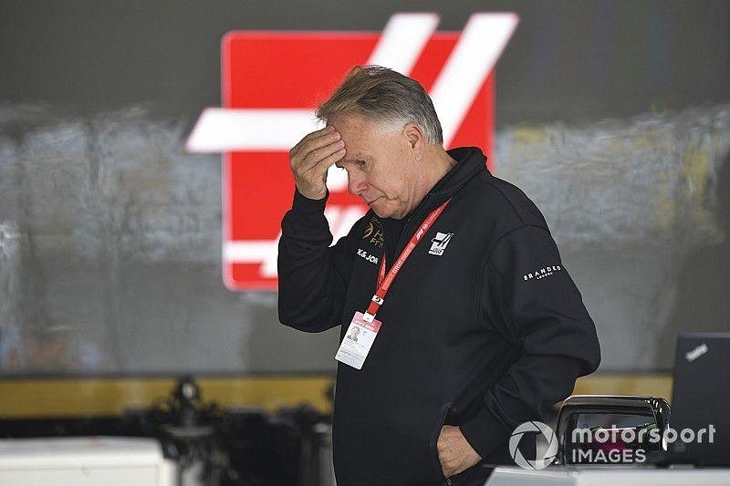 """Haas, frustrado por estar """"jugando con un termómetro"""""""