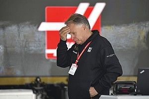 "Haas frustrated to be ""playing games with a thermometer"""