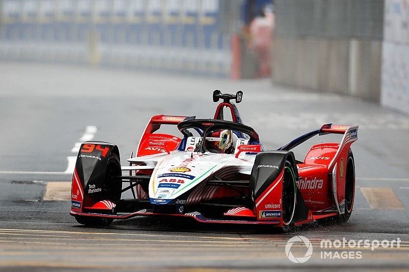 Hong Kong E-Prix: Mahindra loses title lead after double DNF