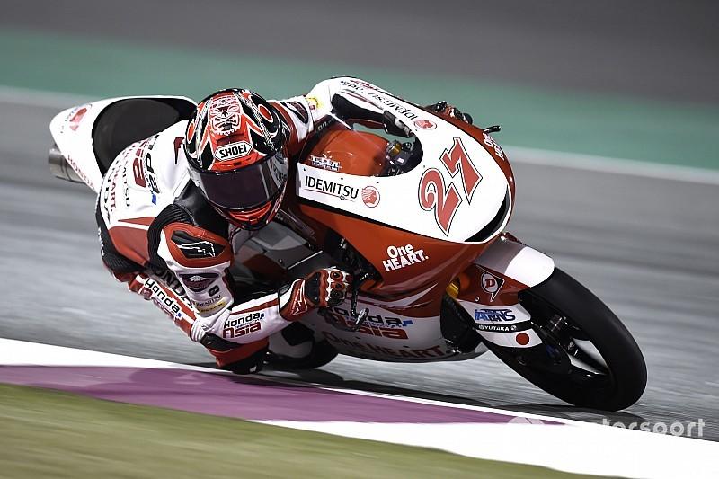 Toba supera Dalla Porta na última reta e vence primeira na Moto3