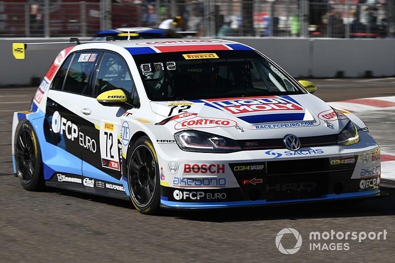Vincent e Hurczyn firmano la doppietta Volkswagen in Gara 2, brutto incidente per Walker con l'Alfa Romeo