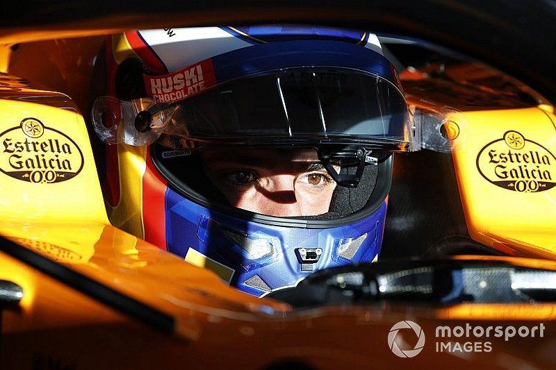 """Sainz: """"Mejoramos el coche día a día y eso ya es un progreso"""""""