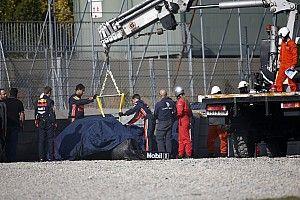 Gasly bate Red Bull em penúltimo dia de testes da Fórmula 1