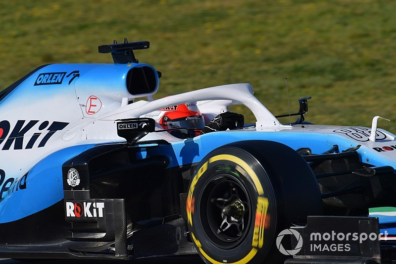 "Williams vê feedback de Kubica como ""encorajador"""