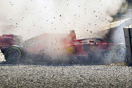 Источник: Ferrari стала второй командой, успешно прошедшей краш-тест шасси 2020 года