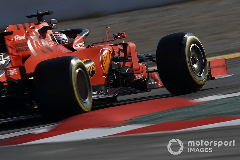 """Leclerc : Ferrari n'est """"évidemment pas à fond"""""""