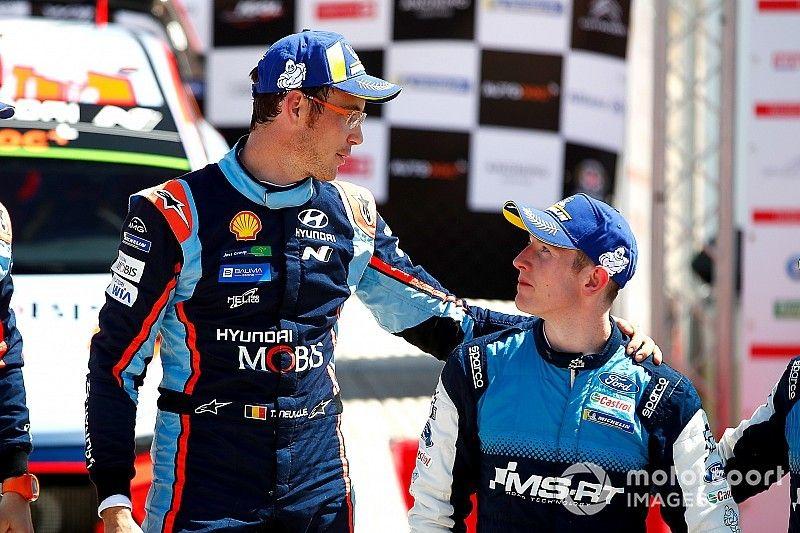 "Hyundai: ""No podemos decir que hayamos ganado este rally"""