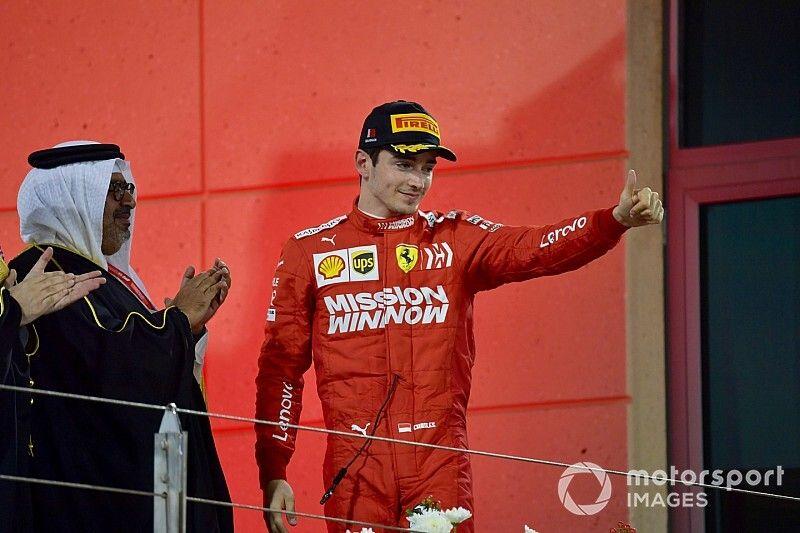 Top actuaciones F1 2019: Charles Leclerc en Bahréin