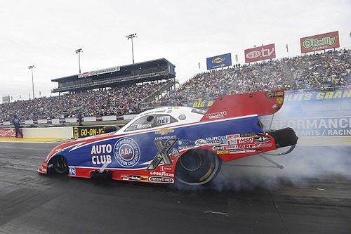 Hight, Crampton, Butner, Hines win NHRA Gatornationals
